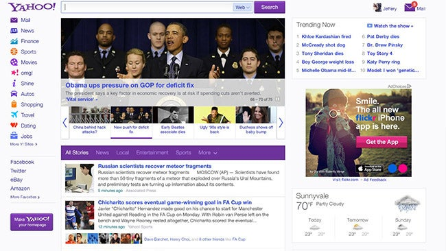 Is This Redesign Enough to Make You Care About Yahoo Again?