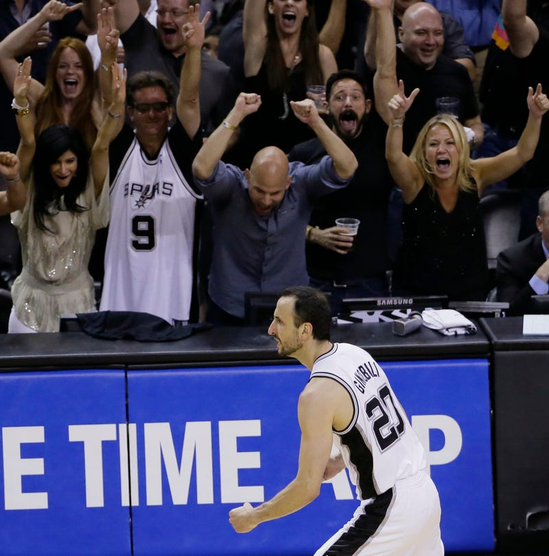 Spurs Get Revenge, Rout Heat In Game 5 For Fifth NBA Championship