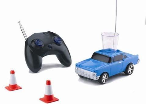 Booze Cruise Radio-Controlled Car Game