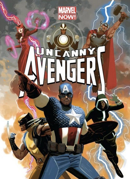 In this week's comics, Uncanny Avengers begins and Saga hits bookshelves
