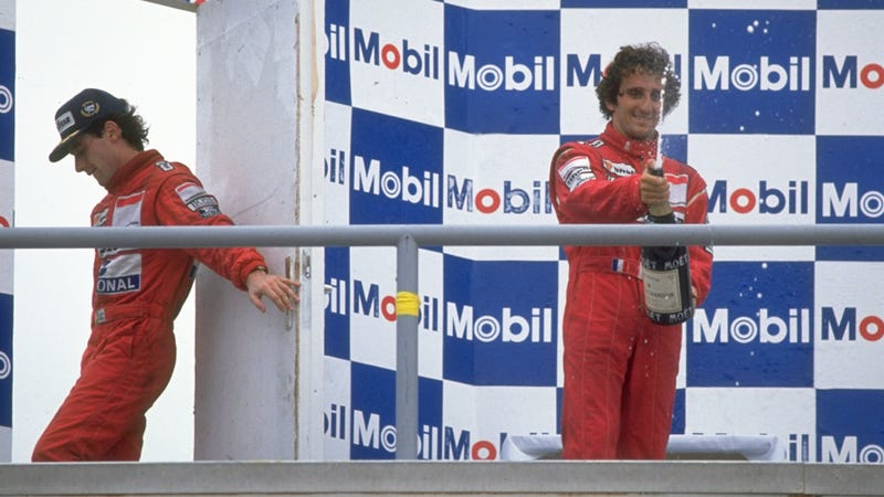 """Prost Says Senna Documentary Creators """"Are Wrong"""""""