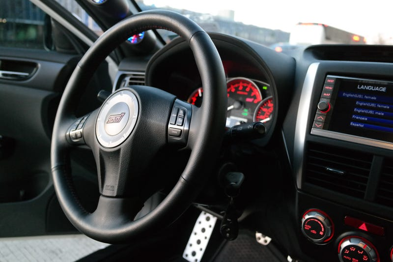 Cobb Tuned 2011 Subaru STI: Japanese Hand Grenade