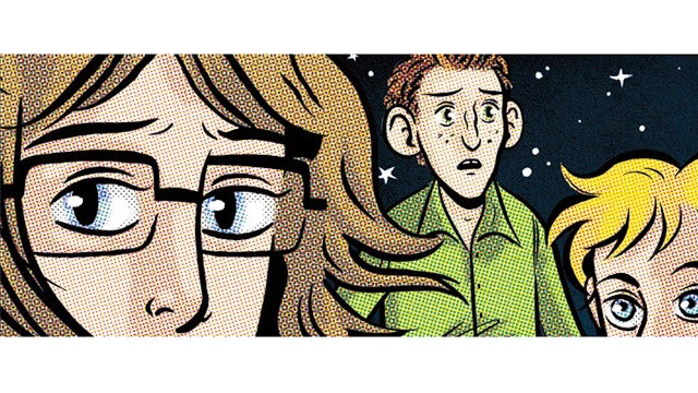 Hope Larson's A Wrinkle in Time comic is a love letter to the original