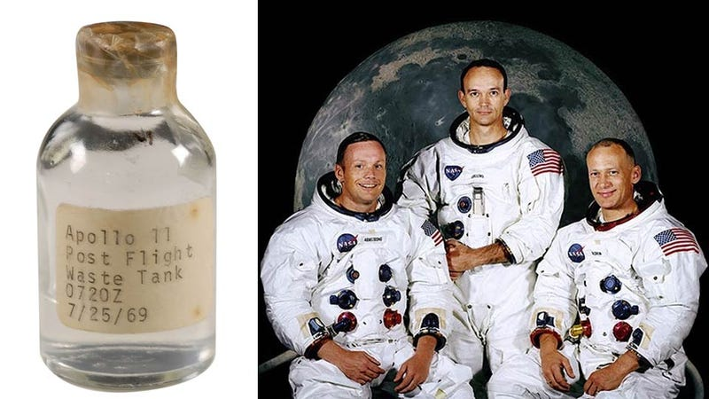 This Bottle Contains the Breath of the Greatest Space Heroes of All Time