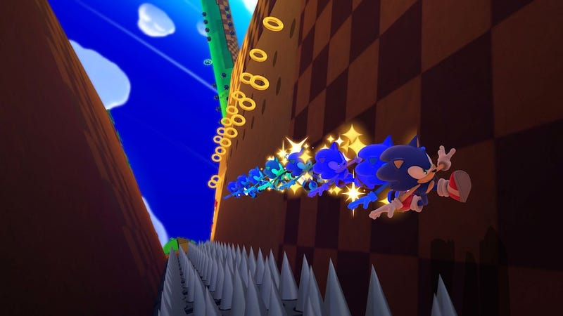 Sega: Paying For Extra Lives 'Will never be a thing in a Sonic game.'
