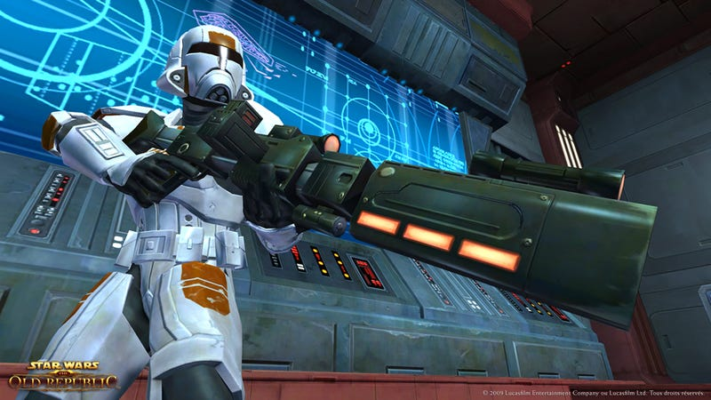 Early Access for The Old Republic Starts Earlier