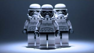 How Lego makes Imperial Stormtroopers