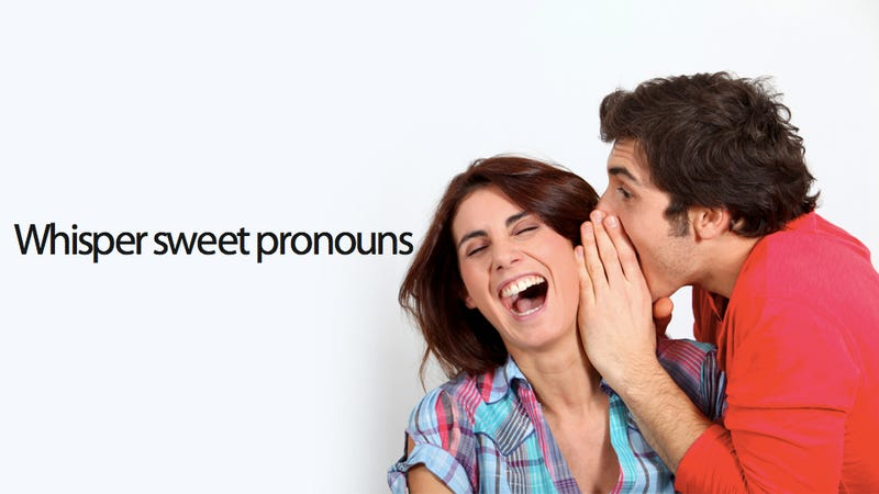 Your Dating Success Depends on How You Use Pronouns