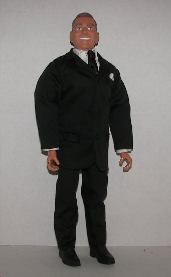 Congressional Action Figure Made Into Action Figure