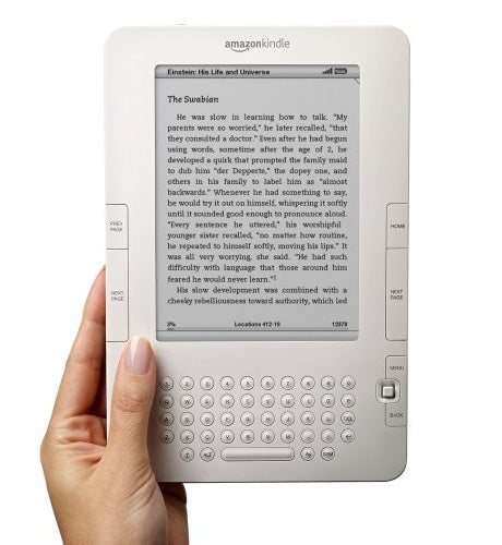 Hardcover Books Will Now Be Forgotten, Thanks to Your Kindle