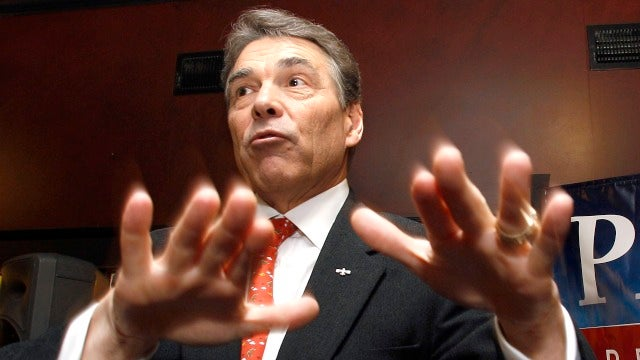 Rick Perry Reveals Existence of the Secret Nation of 'Solynda'