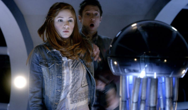 Doctor Who and the One Woman the Doctor Can't Screw Up