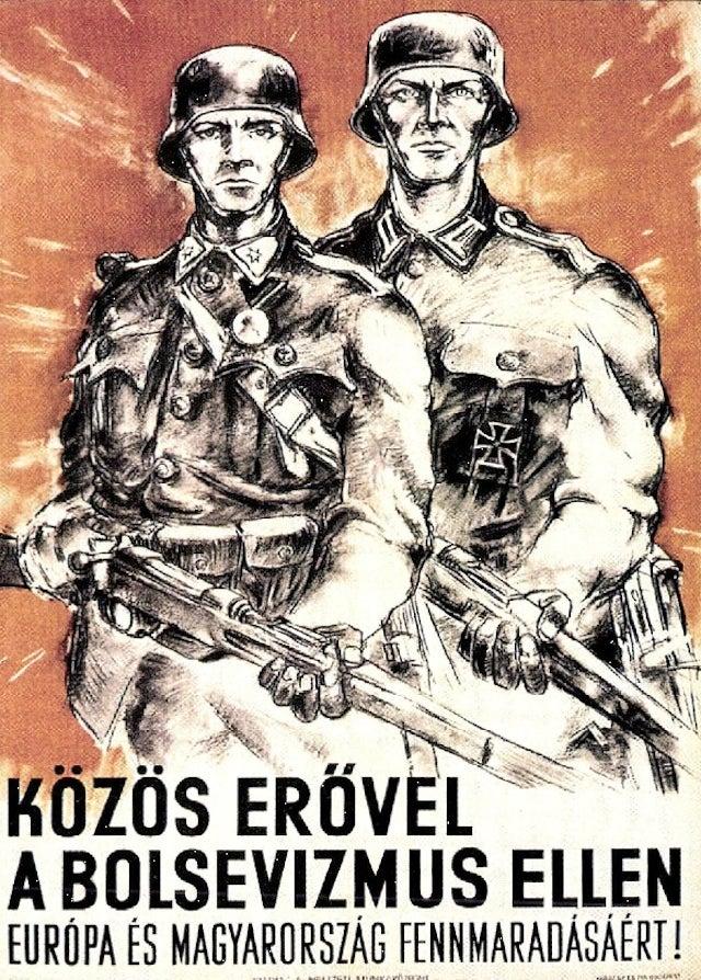 Ezek az antikommunista propagandaplakátok jobbak minden horrornál