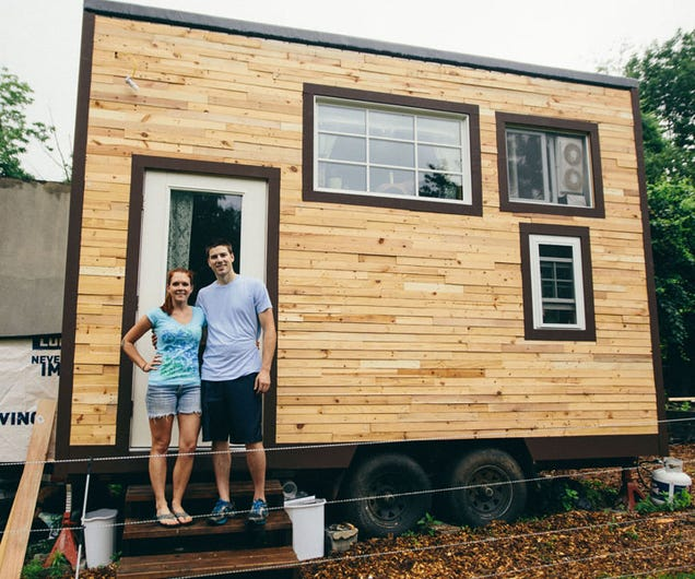 This Ultra-Tiny House Is Perfect for the Post-Apocalypse