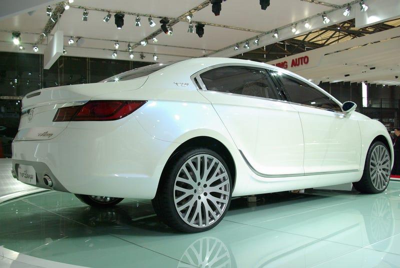 GAC VIP Lounge Concept: Honda's Red Carpet Chinese Venture