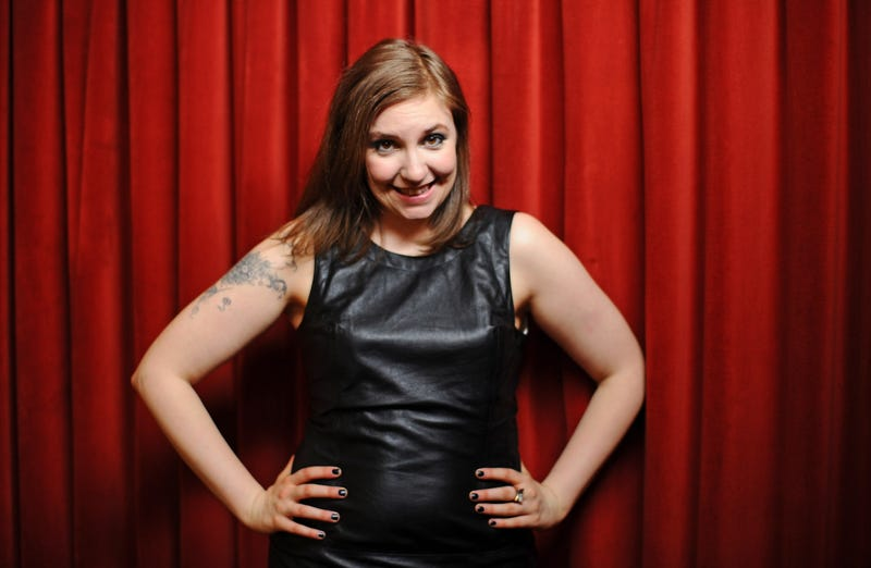 This Lena Dunham Fan Fic from a Newsroom Assistant Is Vomit Worthy