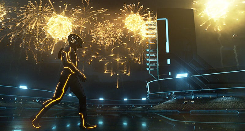The beautiful science behind the DNA discs, solar sailors and board rooms in Tron: Legacy