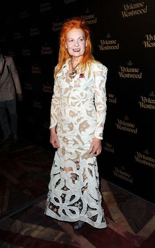 Westwood-Worthy Clothes!
