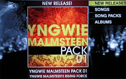Rumor: Yngwie Malmsteen, More Soundgarden Coming To Rock Band