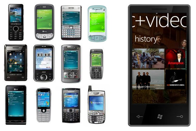 Windows Phone 7 and the End of Hardware Choice