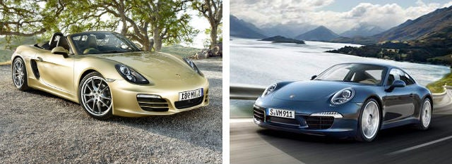 ​How far down market can Porsche go?