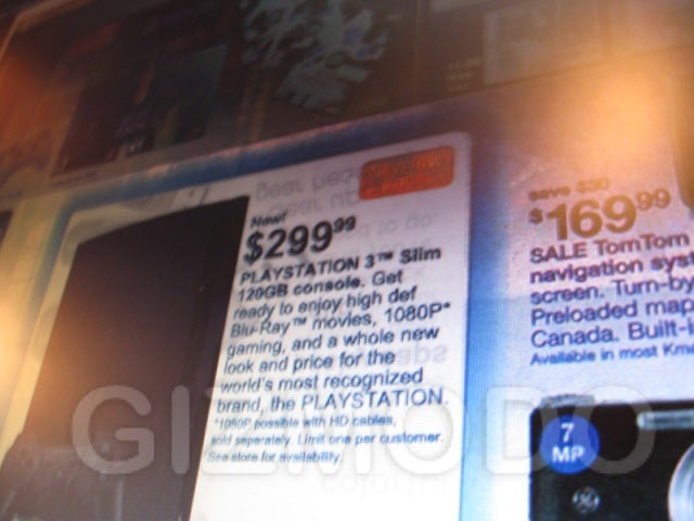 Kmart PS3 Slim Gallery