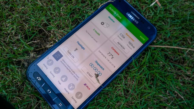 Samsung Galaxy S6 Active Review: A Smartphone You Can Take Outside