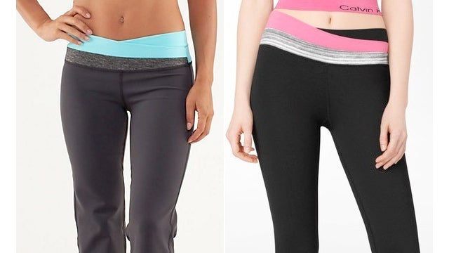 Lululemon Is Suing Calvin Klein For Copying Its Yoga Pants