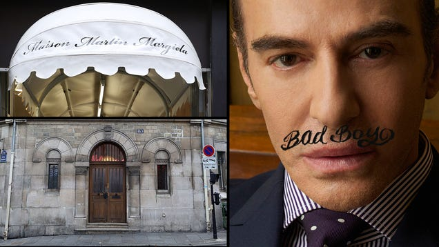New Margiela Director John Galliano Isn't a 'Bad Boy,' He's a Racist