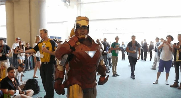 The Best In Cosplay From Comic-Con 2014
