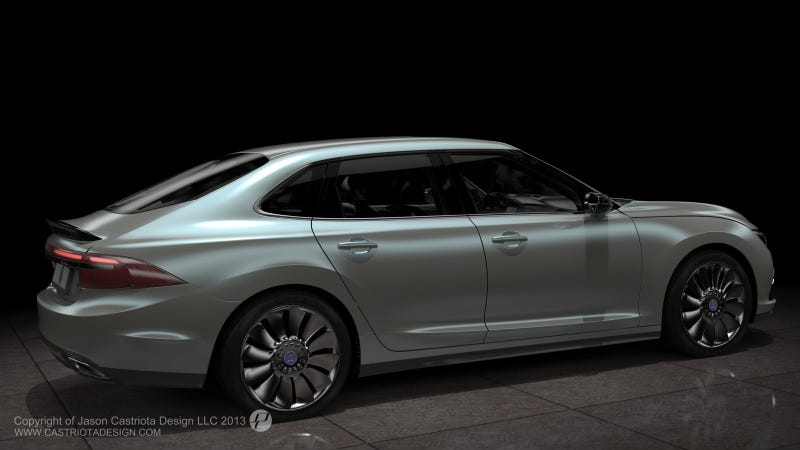 Why The Saab 9-3 Phoenix May Not Be Dead After All