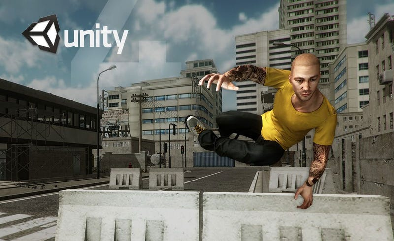 The Unity Platform Gets Even More Impressive With Version 4.0
