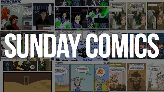 Sunday Comics: YODO, Too.