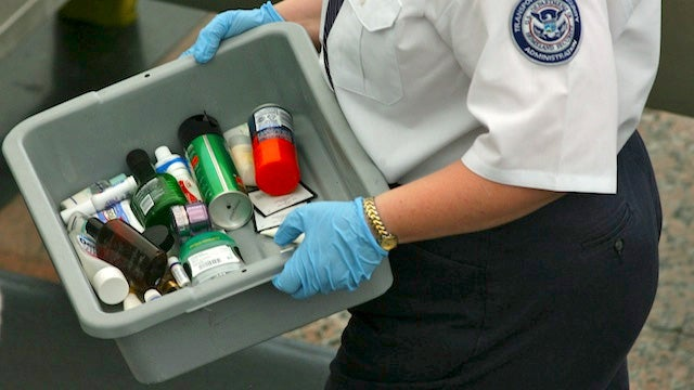 Just How Rich Is the TSA Getting From Your Forgotten Change?