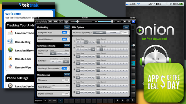 Daily App Deals: Mix Songs Easily with Sample Lab on iPad for 99¢ in Today's App Deals