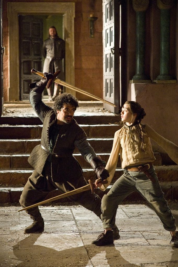 10 Moments from Game of Thrones That We Hope the TV Version Includes
