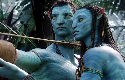At Last We Will See What Sweet, Sweet Hot Na'vi Foreplay Looks Like