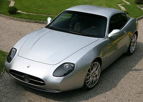 First Look: The Maserati GS Zagato IRL