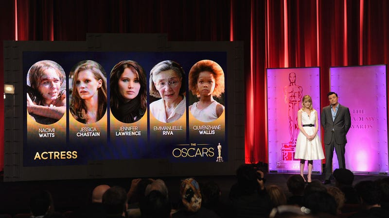 It's Oscars Time: Here Are the 2013 Academy Award Nominees