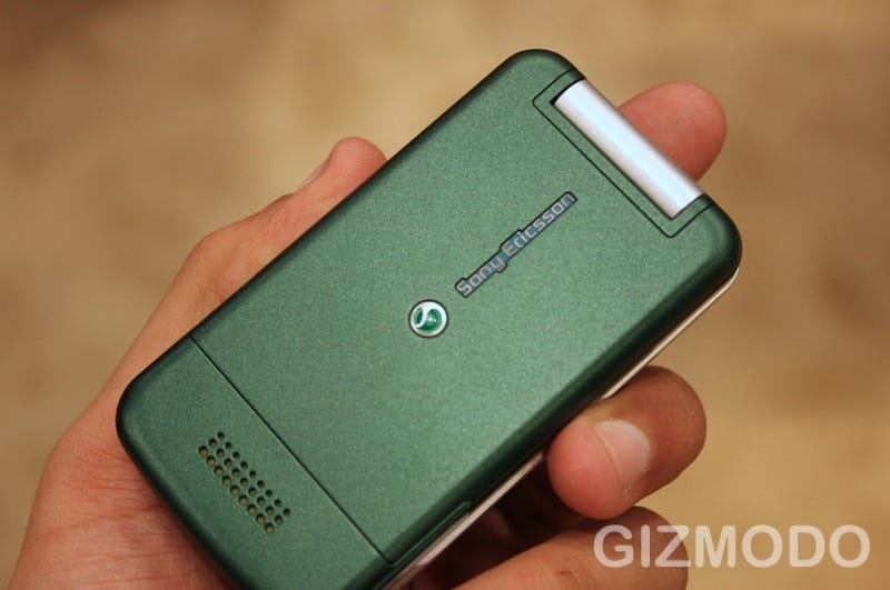 Sony Ericsson T707: Who Says More of the Same Is a Bad Thing?