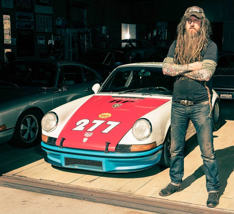 Canyon Carving With Magnus Walker In His Favorite Porsche