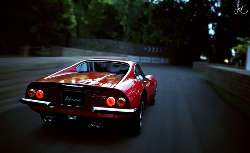Made some snaps in GT6