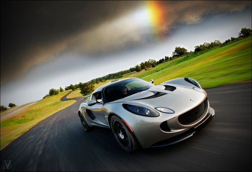 Nothing But a Lotus Exige And a Winding Road