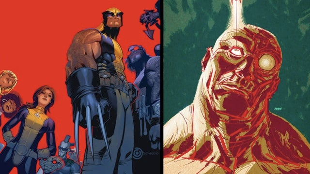 In this week's best new comics, NASA builds a Spaceman and Wolverine is Principal Belding