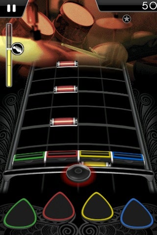 Rock Band Micro Review: iPhone Joins the Band.