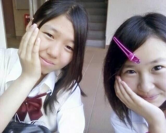 Japanese Photo Trend: Pretend Toothaches