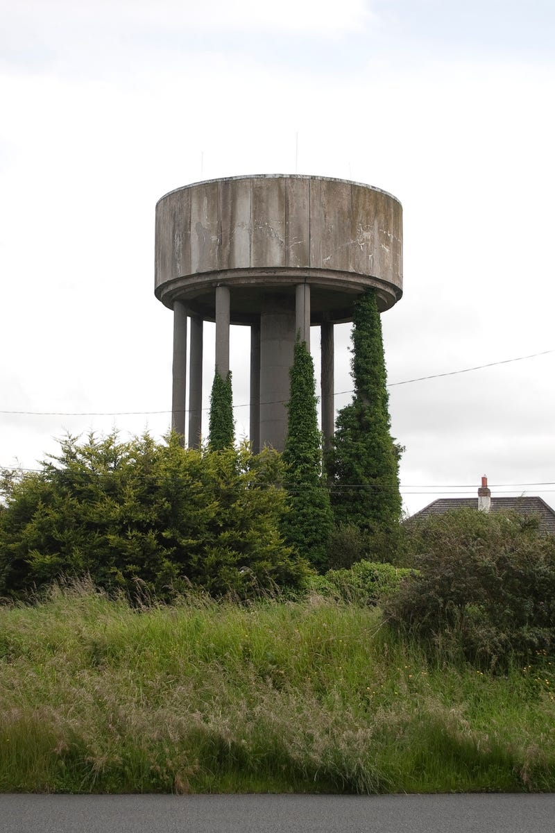 Ireland Has Some Awesome-Looking Water Towers