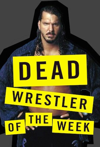 Dead Wrestler Of The Week: Chris Kanyon