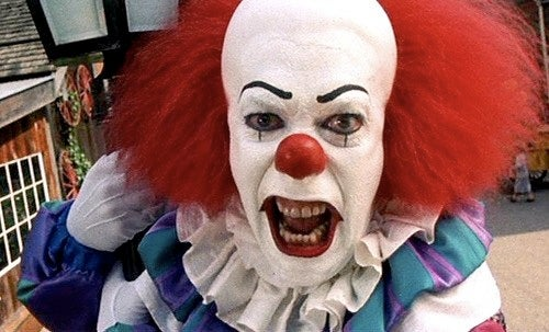 Stephen King's It script is almost done. Say goodbye to showering!