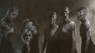 Concept Art Writing Prompt: The Choir Of The Dead